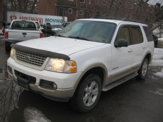 Used 2005 Ford Explorer Eddie Bauer for sale in Scarborough, ON