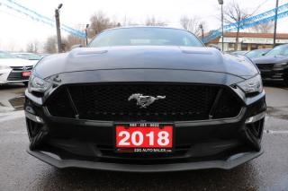 Used 2018 Ford Mustang GT Premium for sale in Brampton, ON