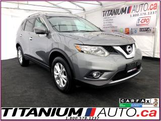 Used 2016 Nissan Rogue SV Tech PKG.-AWD-Camera-GPS-Blind Spot-Pano Roof- for sale in London, ON