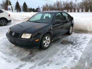 Used 2003 Volkswagen Jetta GLS for sale in Walkerton, ON