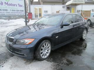 Used 2008 BMW 3 Series 335xi for sale in Scarborough, ON