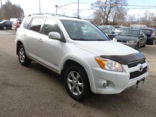 Used 2010 Toyota RAV4 LIMITED  for sale in Weston, ON