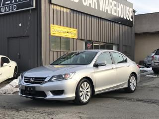 Used 2015 Honda Accord LX for sale in Coquitlam, BC
