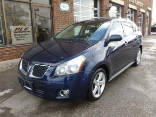 Used 2009 Pontiac Vibe AWD for sale in Weston, ON