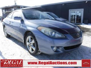 Used 2005 Toyota Camry Solara SE 2D Coupe for sale in Calgary, AB
