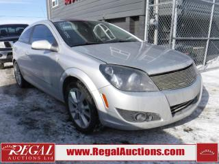 Used 2008 Saturn Astra 2D Hatchback for sale in Calgary, AB
