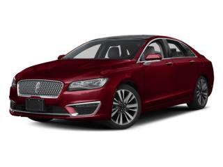 New 2017 Lincoln MKZ Reserve for sale in Fredericton, NB