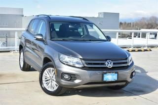 Used 2015 Volkswagen Tiguan Special Edition 6sp at Tip 4M for sale in Burnaby, BC