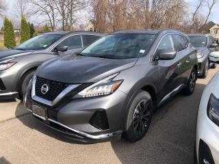 New 2019 Nissan Murano SV for sale in St. Catharines, ON
