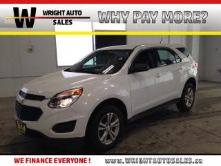 Used 2016 Chevrolet Equinox LS|BACKUP CAMERA|BLUETOOTH|133,997 KMS for sale in Cambridge, ON