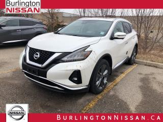 Used 2019 Nissan Murano Platinum for sale in Burlington, ON