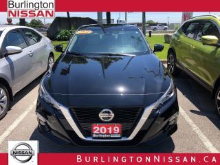 Used 2019 Nissan Altima 2.5 Platinum for sale in Burlington, ON
