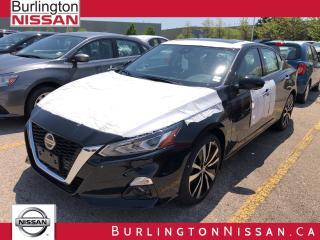 New 2019 Nissan Altima 2.5 Platinum for sale in Burlington, ON