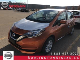 New 2019 Nissan Versa Note SV for sale in Burlington, ON