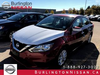 New 2019 Nissan Sentra 1.8 SV for sale in Burlington, ON