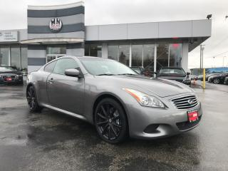 New and Used Infiniti Cars, Trucks and SUVs in Coquitlam, BC