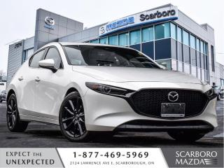 Used 2019 Mazda MAZDA3 GT|3000 SAVING|HATCHBACK|LEATHER|NO ACCIDENT for sale in Scarborough, ON