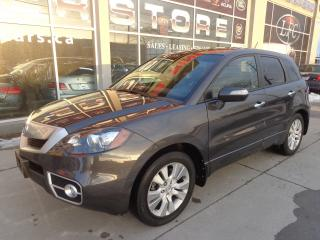 Used 2010 Acura RDX Leather, Sunroof, Rear Camera, AWD for sale in Etobicoke, ON