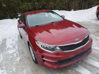 Used 2016 Kia Optima LX | One Owner | Keyless Entry for sale in Listowel, ON