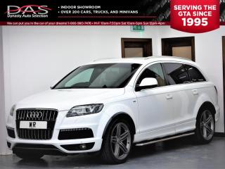 Used 2012 Audi Q7 3.0 TDI Premium +S- Line Navigation/Sunroof/7 Pass for sale in North York, ON