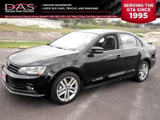 Used 2013 Volkswagen Jetta 2.0 TDI Highline Leather/Sunroof for sale in North York, ON