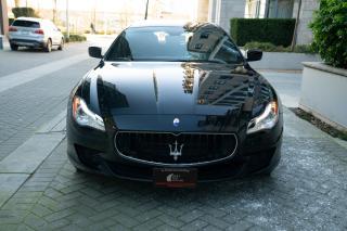 Used 2014 Maserati Quattroporte GTS - for sale in Vancouver, BC