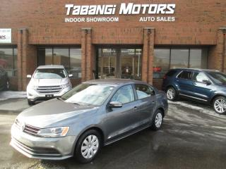 Used 2015 Volkswagen Jetta NO ACCIDENTS | BIG SCREEN | REAR CAM | HTD SEATS | B\T for sale in Mississauga, ON