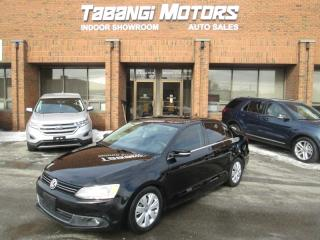Used 2012 Volkswagen Jetta HIGHLINE | NO ACCIDENTS | MANUAL | LEATHER | SUNROOF for sale in Mississauga, ON