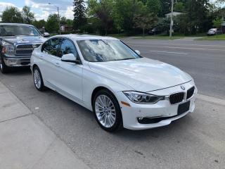 Used 2015 BMW 3 Series BMW 328i xDrive LUXURY PACKAGE NAVIGATION BACK UP CAMERA for sale in Toronto, ON