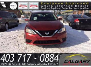 Used 2017 Nissan Sentra 4DR SDN for sale in Calgary, AB