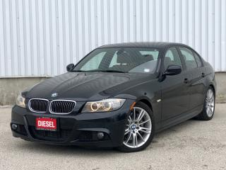 Used 2011 BMW 3 Series 335d|M Sport|Navi|Accident Free|Financing Available for sale in Mississauga, ON