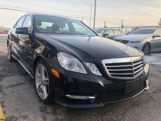 Used 2012 Mercedes-Benz E-Class E350 4Matic|Accident Free|Navigation|Back Up Cam for sale in Mississauga, ON