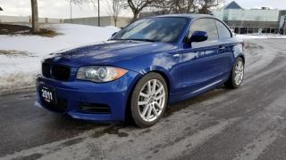 Used 2011 BMW 1 Series 2dr Cpe 135i | M-Sport | DCT | Accident Free | 2 Owner for sale in Vaughan, ON