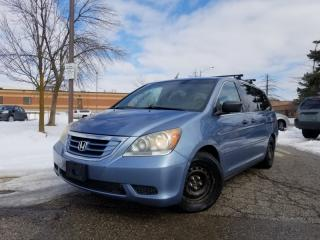 Used 2008 Honda Odyssey 5dr Wgn LX for sale in Mississauga, ON
