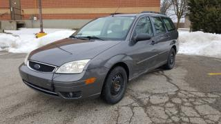 Used 2007 Ford Focus 4dr Wgn *Ltd Avail* for sale in Mississauga, ON