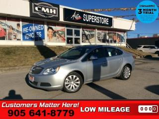 Used 2014 Buick Verano Base  S/W-AUDIO CLIMATE CONTROL ALLOYS for sale in St. Catharines, ON