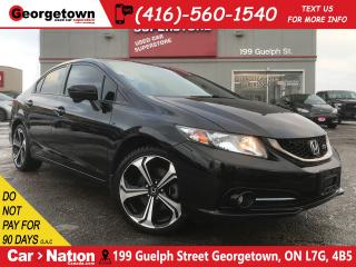 Used 2014 Honda Civic Si | 6 SPD M/T | SUNROOF | SPORT EXHAUST | TINTS for sale in Georgetown, ON