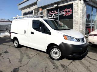 Used 2017 Nissan NV 2500 NV200 I4 S for sale in Longueuil, QC