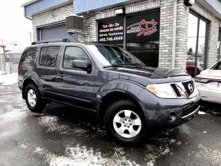 Used 2010 Nissan Pathfinder 4 RM 4 portes S 7 Passagers for sale in Longueuil, QC