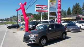 Used 2018 Mitsubishi RVR for sale in West Kelowna, BC