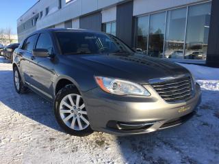 Used 2012 Chrysler 200 LX - JAMAIS ACCIDENTÉ for sale in Ste-Marie, QC