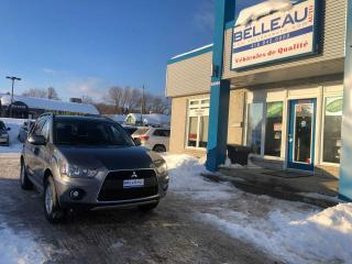 Used 2011 Mitsubishi Outlander LS*7 Passagers-4x4 for sale in Québec, QC