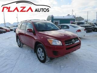 Used 2012 Toyota RAV4 Base A4 for sale in Beauport, QC