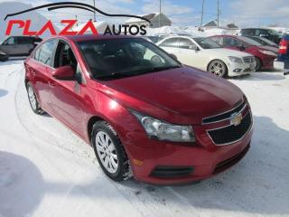 Used 2011 Chevrolet Cruze LT Turbo for sale in Beauport, QC