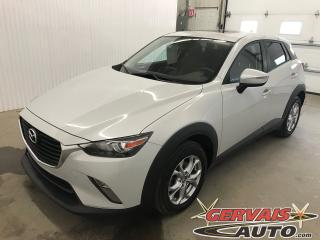 Used 2017 Mazda CX-3 Gs Luxe Awd Gps Cuir for sale in Trois-Rivières, QC