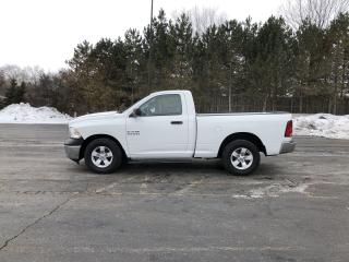 Used 2014 RAM 1500 TRADESMAN REG CAB RWD for sale in Cayuga, ON
