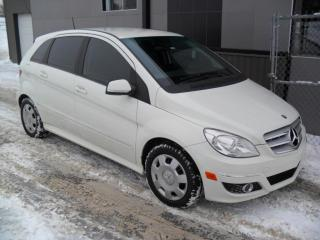 Used 2010 Mercedes-Benz B200 AA1 5 vit ECONO + GARANTIE 3 ans incluse for sale in Laval, QC