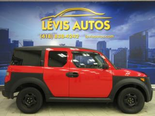 Used 2005 Honda Element Y-Package Awd A/c for sale in Lévis, QC