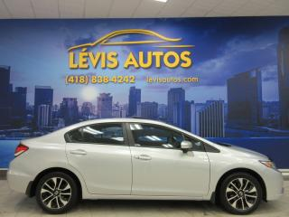 Used 2015 Honda Civic EX for sale in Lévis, QC