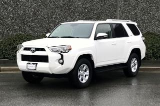 Used 2016 Toyota 4Runner SR5 V6 5A for sale in Vancouver, BC